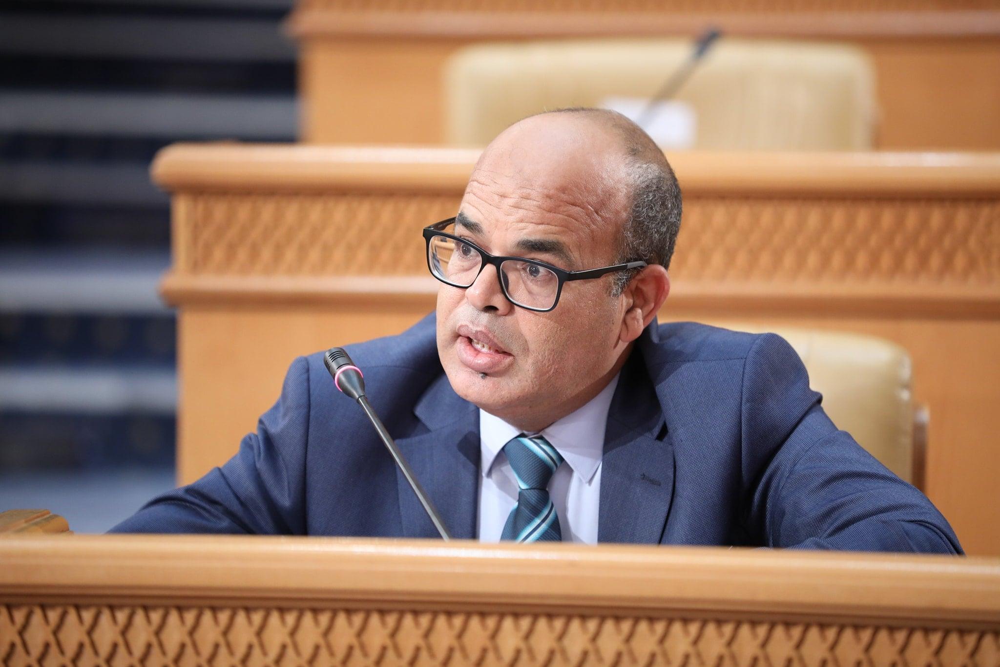 الكلمة الافتتاحية لرئيس المجلس الأعلى للقضاء في البرلمان